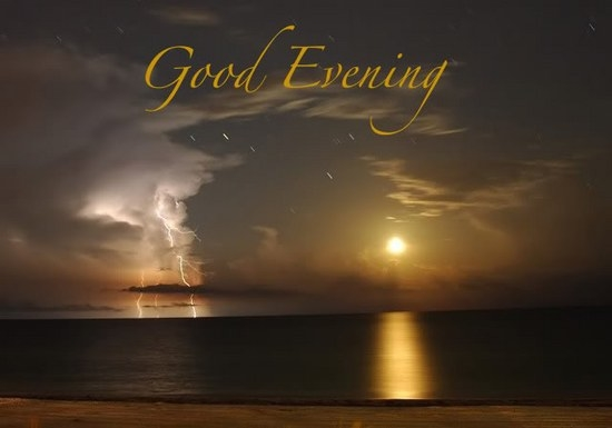 Good Evening Pictures, Photos, and Images for Facebook ...