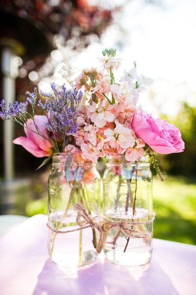 Wildflower centerpieces pictures photos and images for