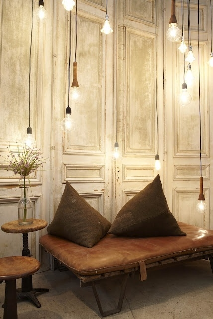 long hanging lights pictures photos and images for. Black Bedroom Furniture Sets. Home Design Ideas