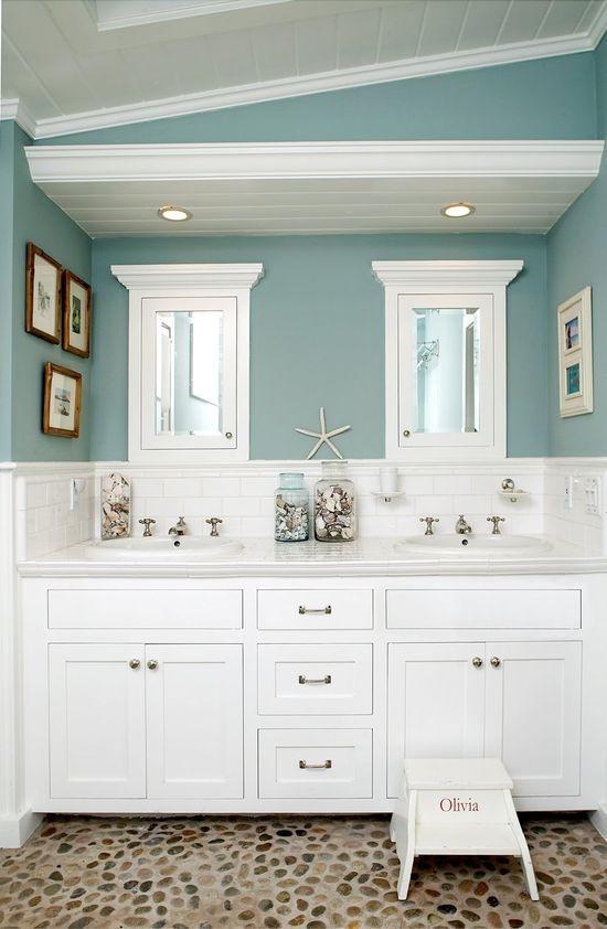 Nautical Bathroom Design Inspirations