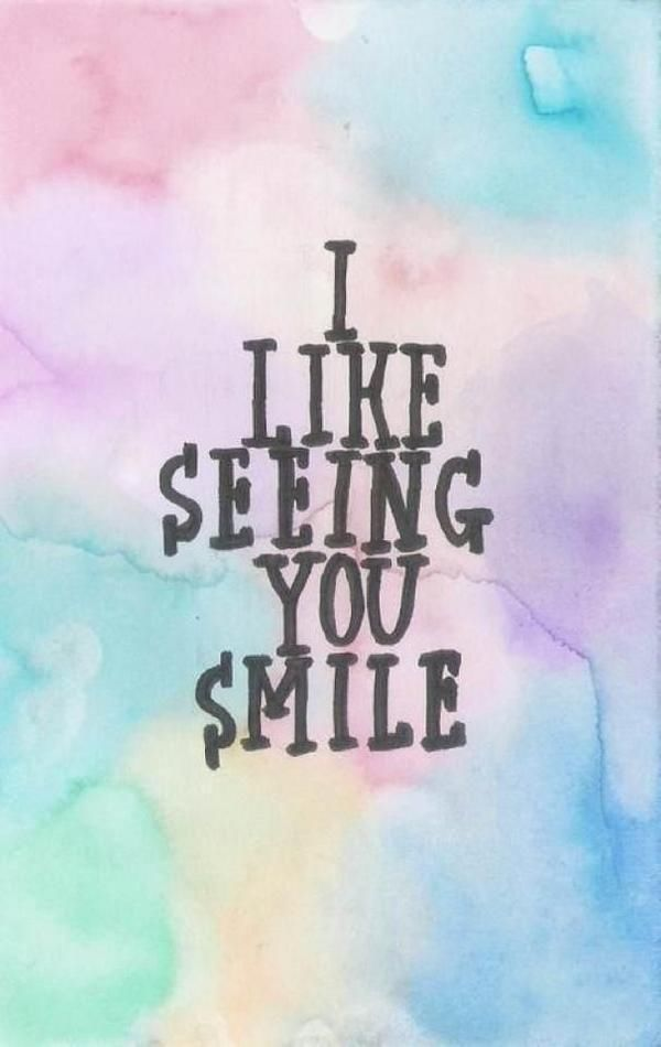 i like seeing you smile pictures photos and images for