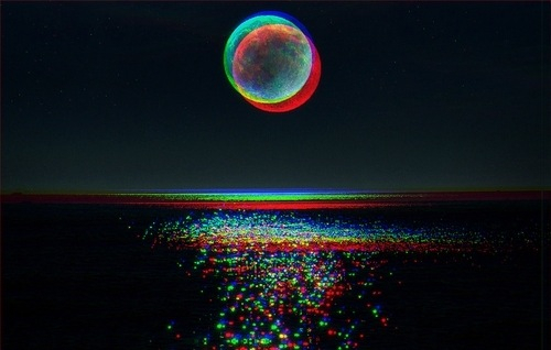 3d moon pictures photos and images for facebook tumblr - Trippy backgrounds tumblr ...