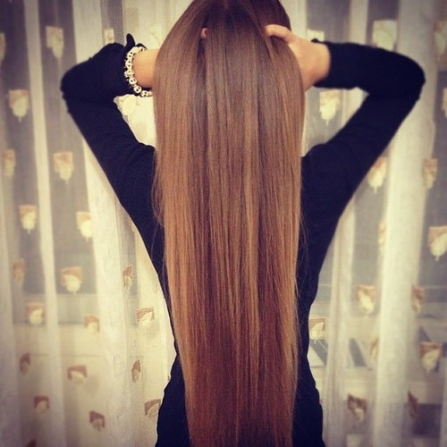 Excellent Long Straight Hair Pictures Photos And Images For Facebook Short Hairstyles Gunalazisus