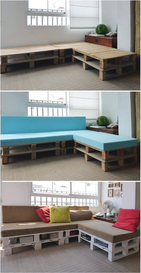 Diy Pallet Sofa Pictures Photos And Images For Facebook Tumblr