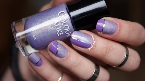 Purple Nail Designs Pictures Photos And Images For Facebook