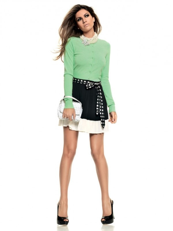 Denny Rose Skirt U0026 Sweater Outfit Pictures Photos And Images For Facebook Tumblr Pinterest ...