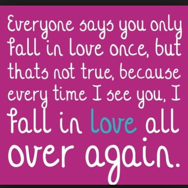 2019 year lifestyle- Love in Fall with you again quotes