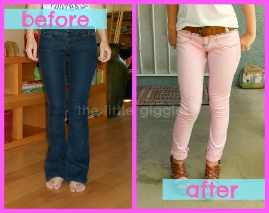 DIY Pastel skinny jeans - DIY Pastel Skinny Jeans Pictures, Photos, And Images For Facebook