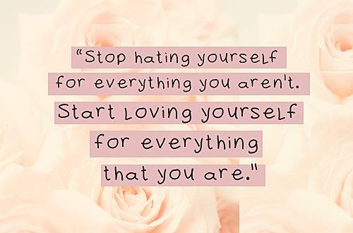 Love Yourself: How To Boost Your Self Worth