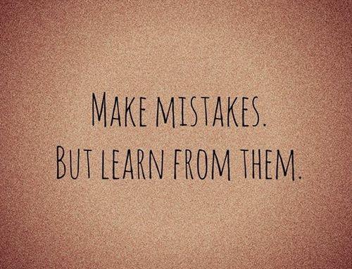 Mistake Quotes - BrainyQuote
