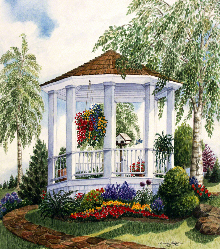 Garden Gazebo Pictures Photos And Images For Facebook