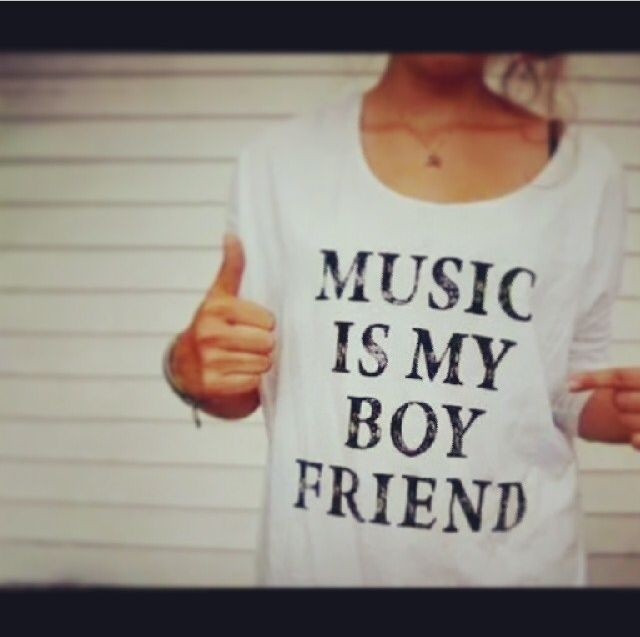 Music Is My Boyfriend Pictures, Photos, and Images for Facebook ...
