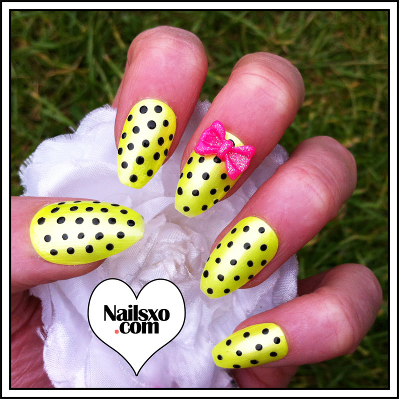 Bright Summer Nails Pictures, Photos, and Images for Facebook ...