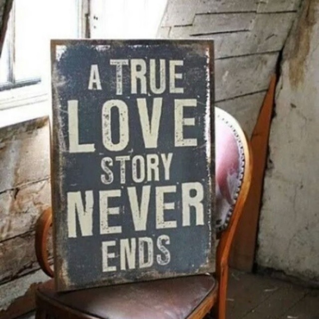 A True Love Story Never Ends Quote: A True Love Story Never Ends Pictures, Photos, And Images