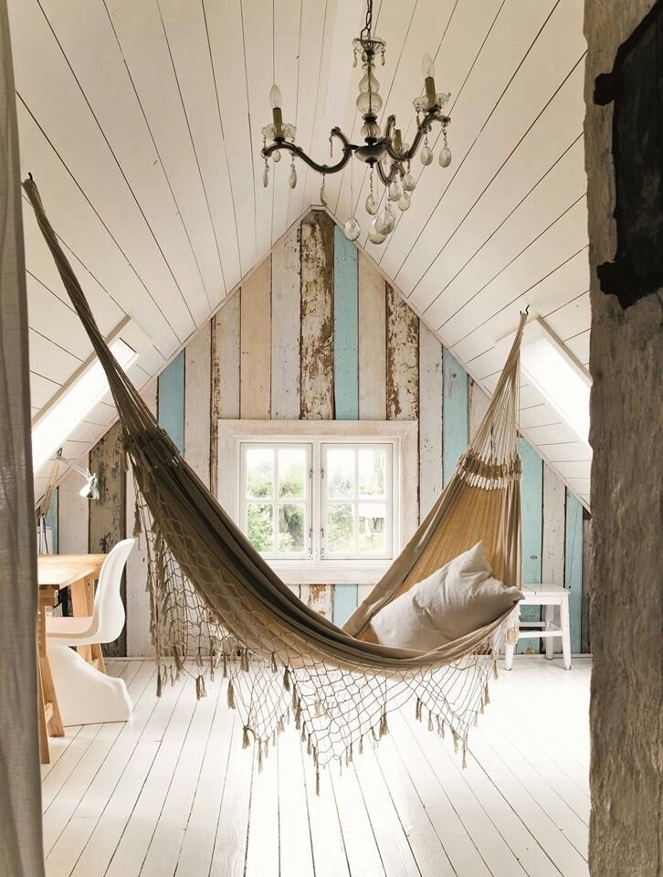 Indoor hammock pictures photos and images for facebook - Indoor hammock hanging ideas ...