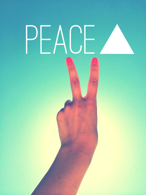 Peace Pictures Photos And Images For Facebook Tumblr