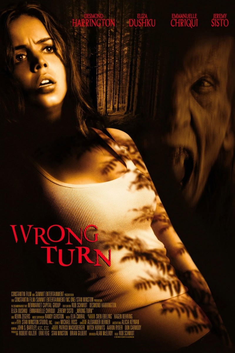 wrong turn horror movie series pictures photos and images for