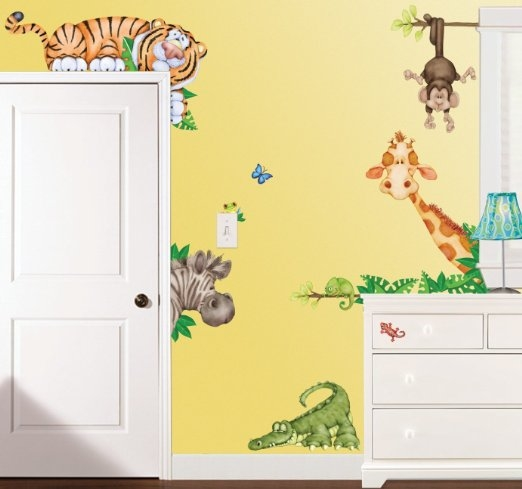 Animal themed bedroom pictures photos and images for for Animal themed bedroom ideas