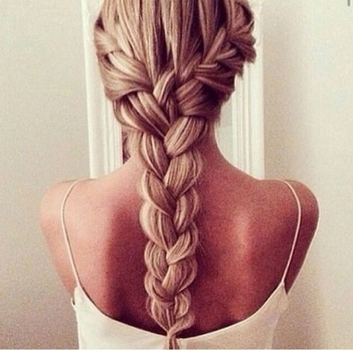 Thick Braid Hair Pictures Photos And Images For Facebook Tumblr