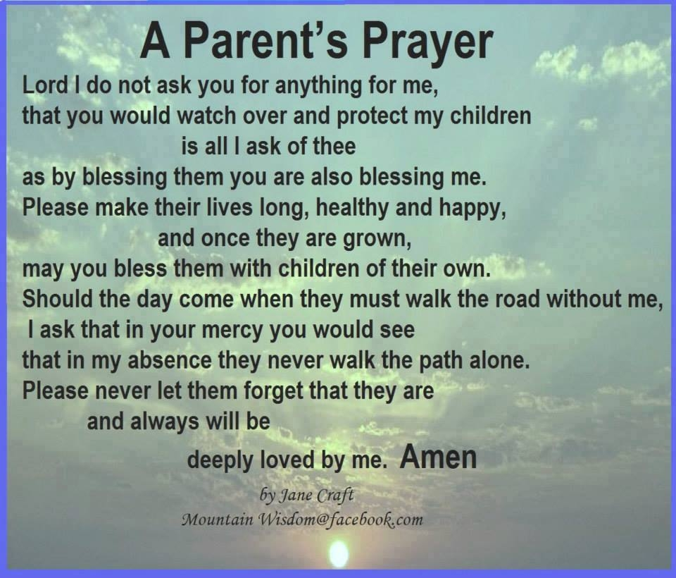 I Love My Children Quotes A Parents Prayer Pictures Photos And Images For Facebook Tumblr
