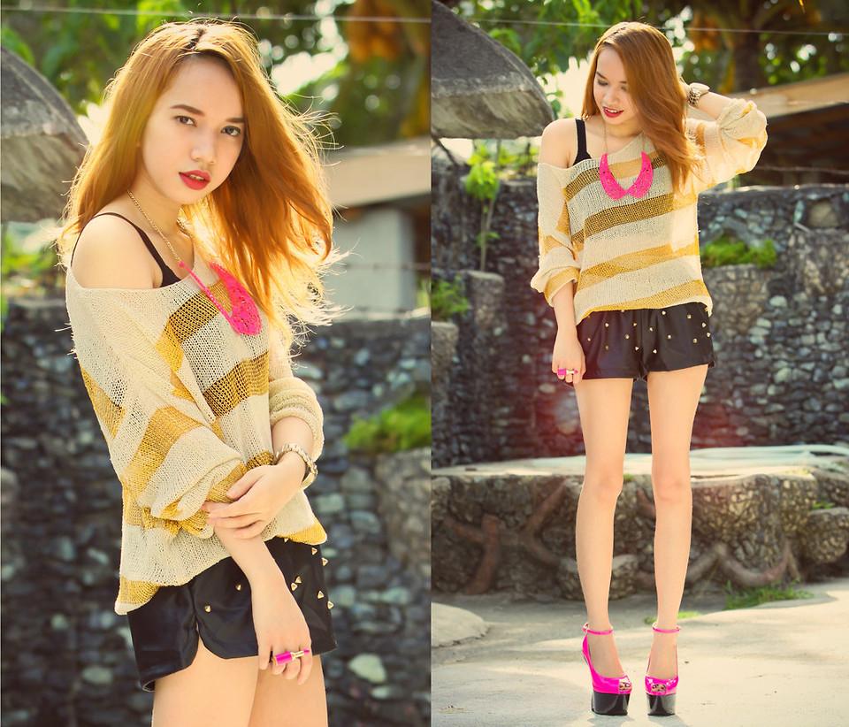 Stylish Summer Shorts Outfit