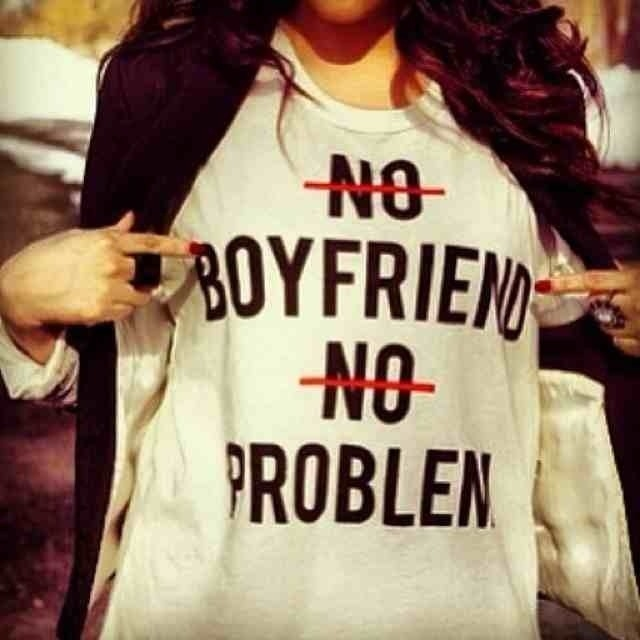 no boyfriend no problem pictures photos and images for