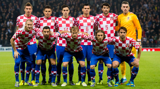 Team Croatia World Cup 2014 In Brasil Pictures Photos