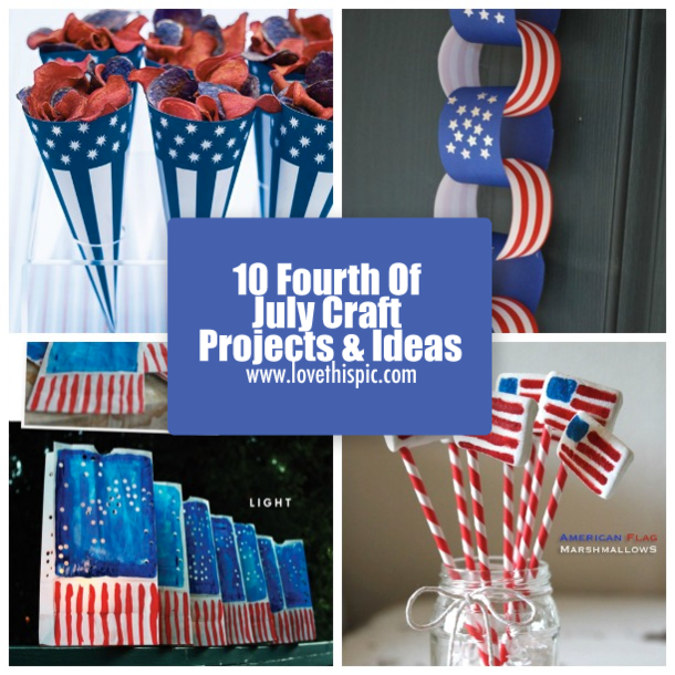4th of july projects A homemade smoke bomb is an easy 4th of july fireworks project kayla varley, getty images this is a fun project that only requires a couple of ingredients when you light the smoke bomb, you'll get lots of white smoke, plus violet flames.