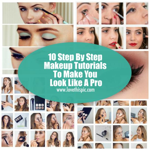 Your Makeup Like Pro Vidalondon
