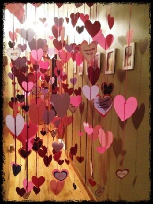 10 diy valentines day decor projects - Valentines Day Decor
