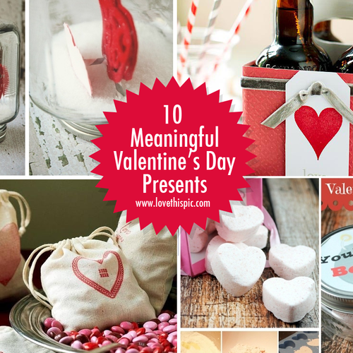 10 Meaningful Valentines Day Presents