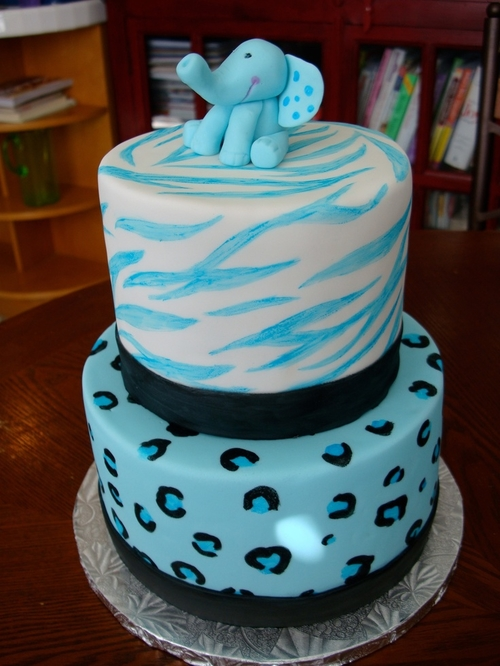 Baby Shower Cake Decorations For A Boy : 8 Baby Shower Cakes For Boys