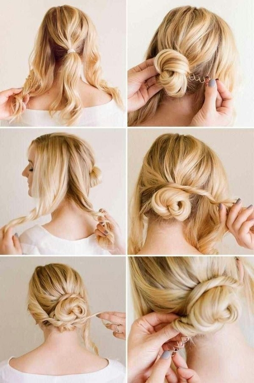 10 Fun and Easy Hairstyles