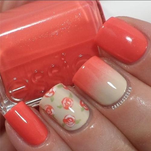Hot Designs Nail Art Ideas simple hot pink nail polish designs facebook art pictures Facebook Twitter Pinterest Google