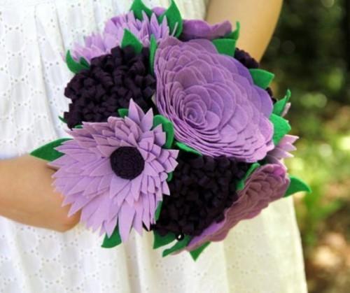 Alternative Wedding Ideas: Alternative Wedding Bouquet Ideas