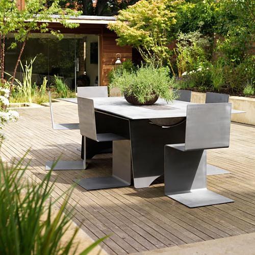 Urban Garden Design: Small Urban Garden Design Ideas