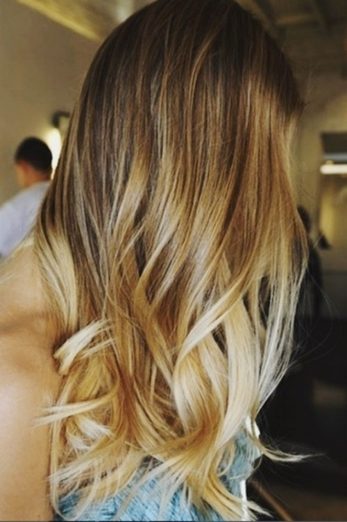 10 Sexy Summer Hair Highlights