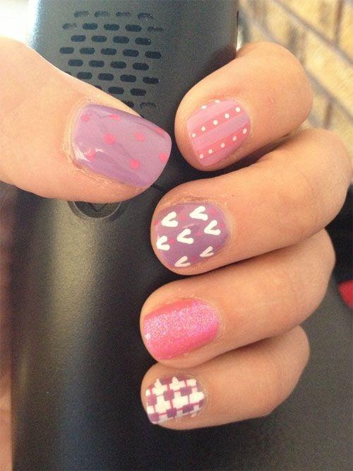 cool summer nail art styles