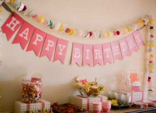 5 Birthday Room Decoration Ideas For Kids