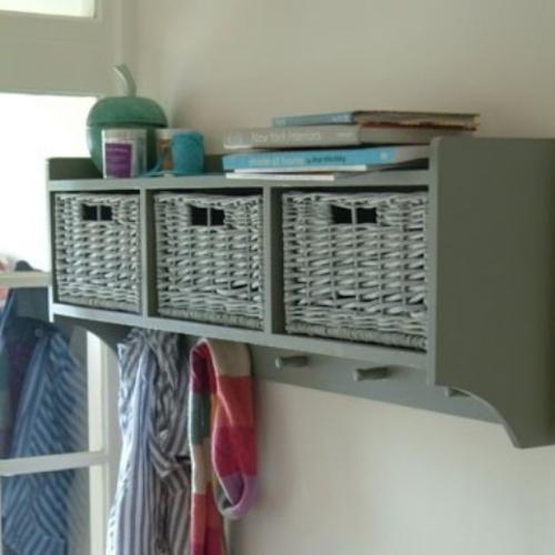 Clever Hallway Storage Ideas - 63 clever hallway storage ideas