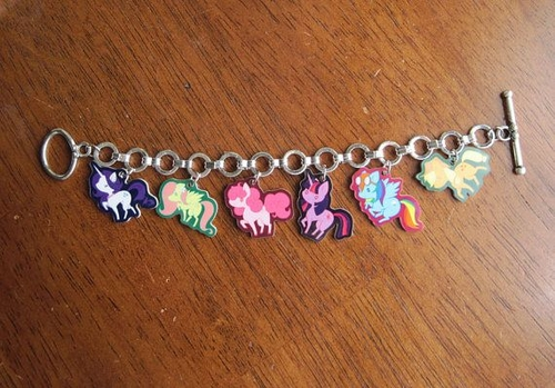 Diy Kids Charm Bracelets