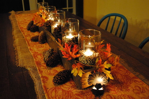 marvellous thanksgiving office decorations | Marvelous Thanksgiving Table Decorations