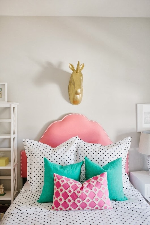 Super girly and cute bedroom ideas for Cute girly bedroom ideas