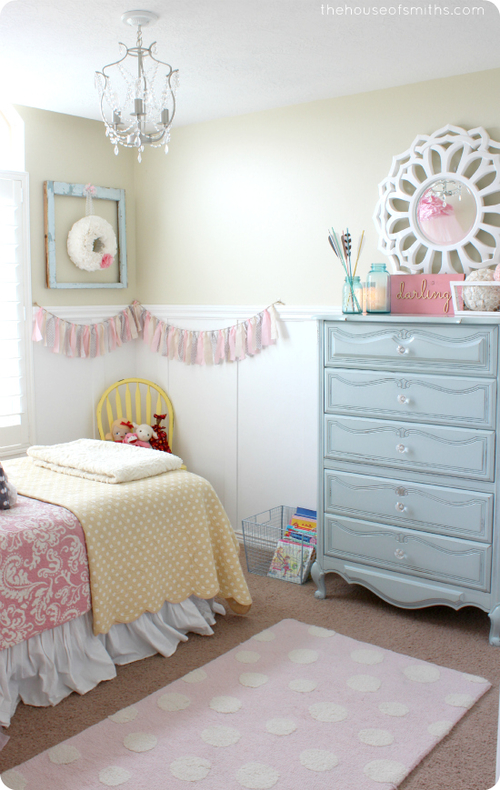 Super girly and cute bedroom ideas for Cute girly rooms