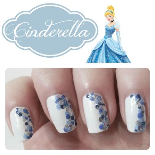 Disney Princess Nails: How To Make Disney Princess Inspired Nails