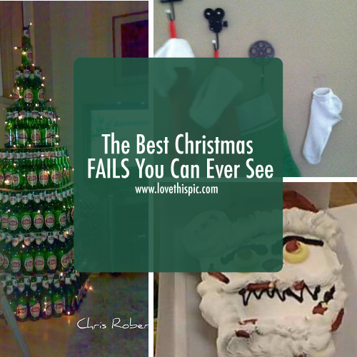 The Best Christmas FAILS You Can Ever See