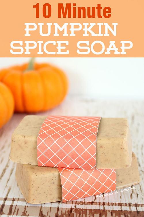DIY Natural Homemade Soap Recipes