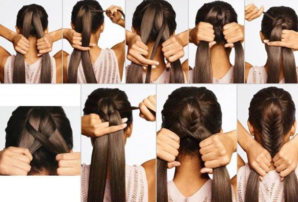 10 Cute Valentines Hairstyles Step By
