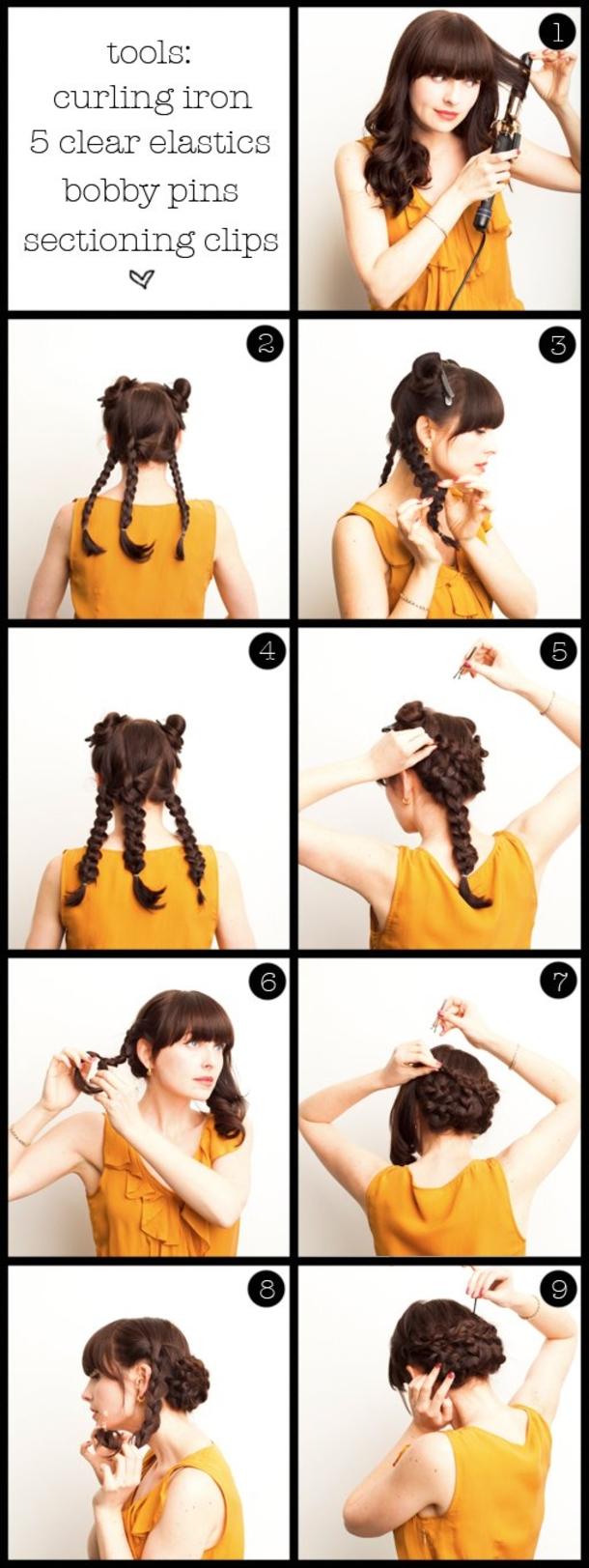 10 Cute Valentines Hairstyles Step By Step