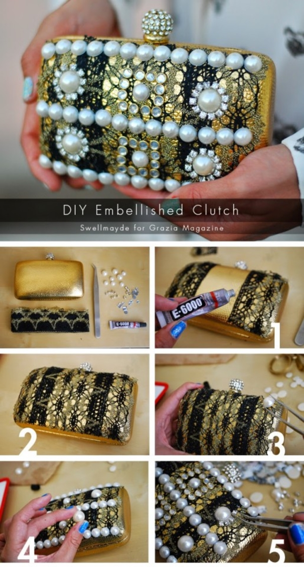 Fashionable diy projects and crafts for women for Craft ideas for women